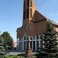 Parafia Kupiski pw. św Jadwigi Śląskiej
